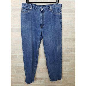 Levis 560 Men's Jeans Blue Denim Size 44 X 36